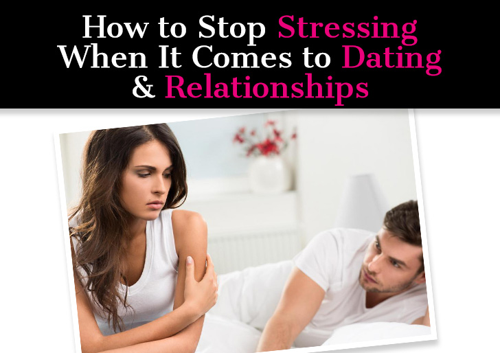 how stop dating