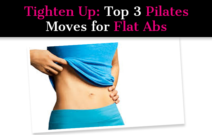 Tighten Up: Top 3 Pilates Moves for Flat Abs post image