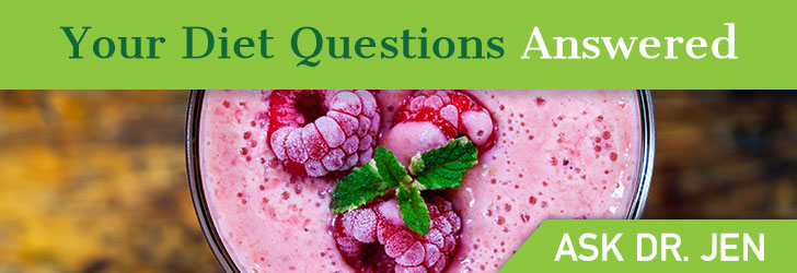 Ask Dr. Jen: Superfood Smoothie Recipes post image