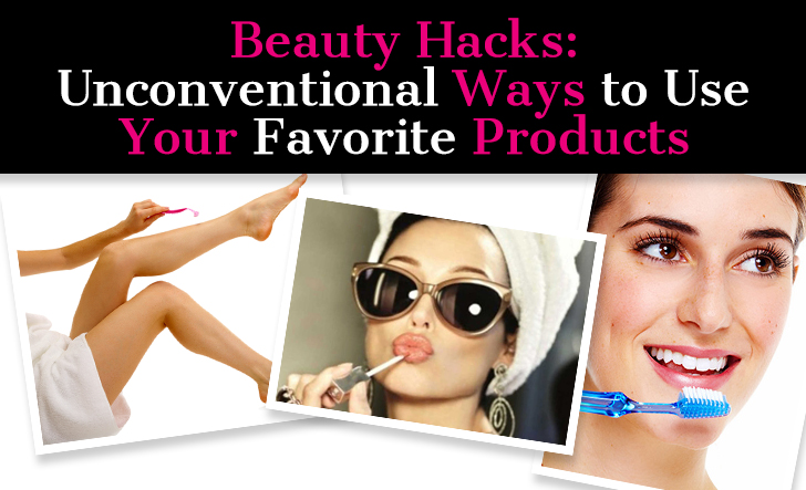 Beauty Hacks: Unconventional Ways to Use Your Favorite Products post image