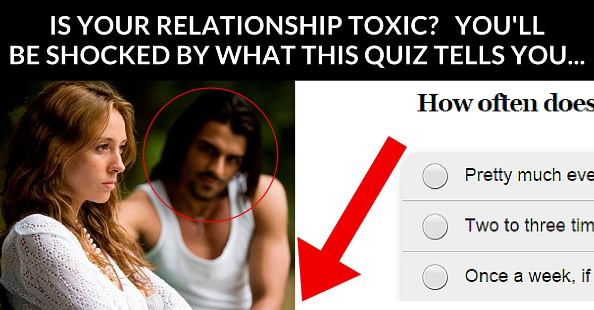 When to call a relationship quits quiz