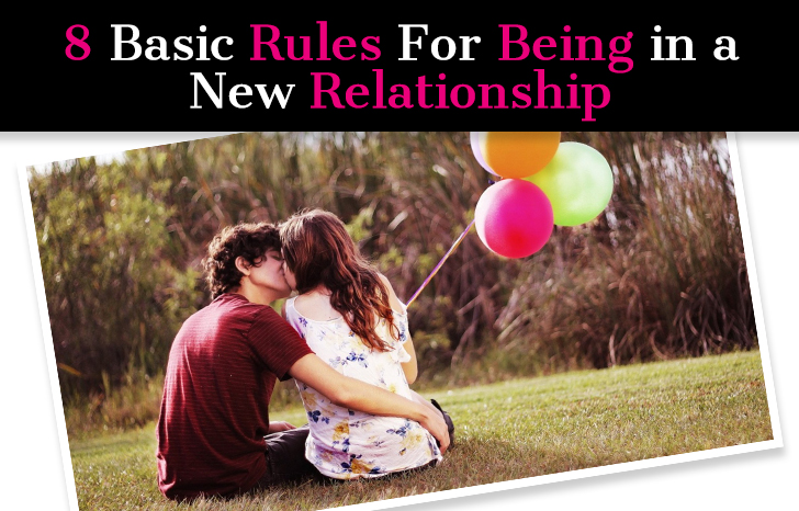 Rules for a new relationship