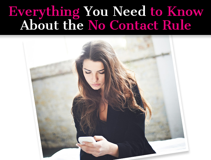 The No Contact Rule: Everything You Need to Know post image