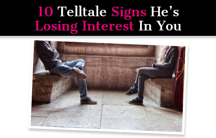 10 Telltale Signs He's Losing Interest In You post image