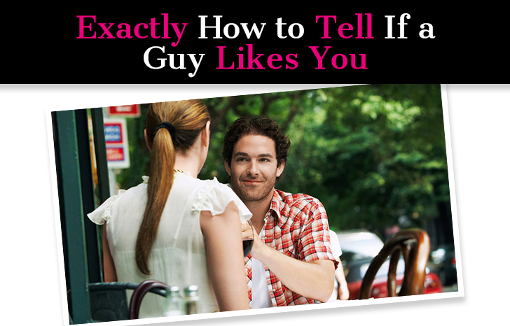 How to find out if the guy loves you