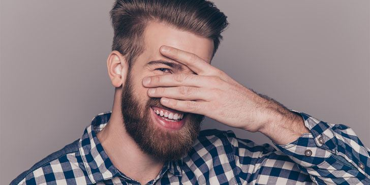 Surefire Signs a Guy Likes You (But Is Too Scared to Admit It)