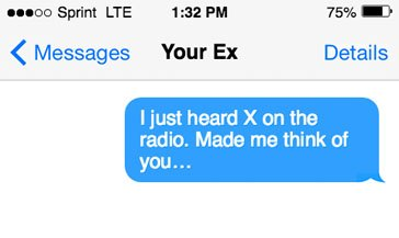 How to Get Your Ex Boyfriend Back Using Text Messages
