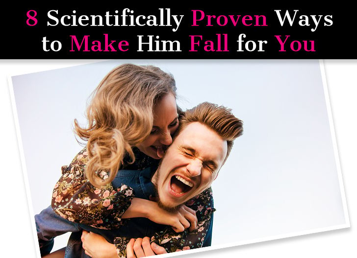 8 Scientifically Proven Ways to Make Him Fall for You (Guaranteed!) post image