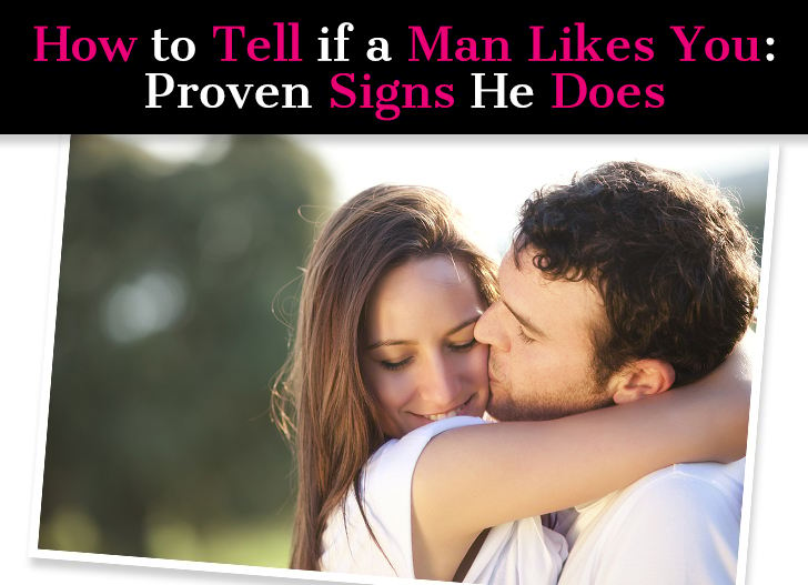 "Proven ""Does He Like Me"" Signs – How to Tell If a Man Likes You post image"