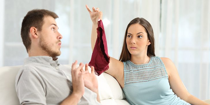 What Every Single Guy Does If He's Cheating (And How To Know For Sure)