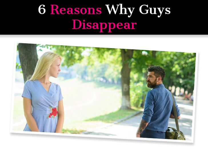 When a Man Disappears Without an Explanation: Why Do Guys Ghost? post image
