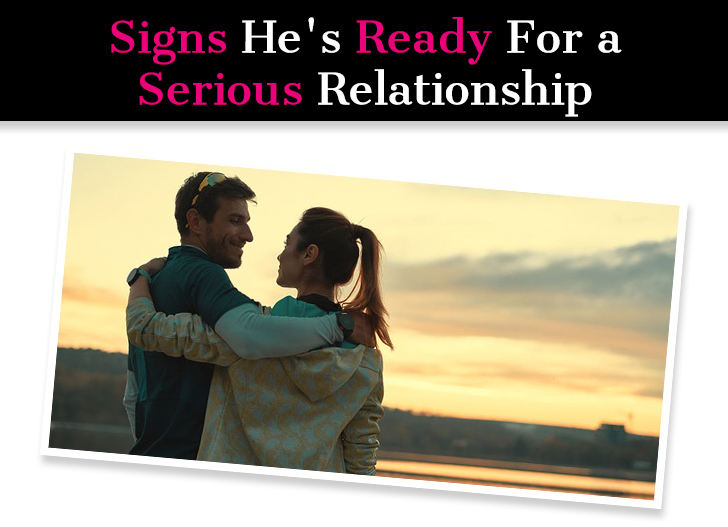 8 Signs He's Ready for a Serious Relationship post image